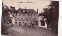 IS-SUR-TILLE CHATEAU DE LA TOUR
