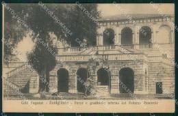 Padova Torreglia Luvigliano Di Palazzo Vescovile Cartolina VK0838 - Padova (Padua)