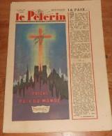 Le Pèlerin. N°3372.  22 Juin 1947. 34ème Tour De France Cycliste. Pat´Apouf. - Books, Magazines, Comics