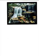 Carte Entier Postale Neuve AUSTRALIE - Port Payé / Postage Paid - Cascade Gibraltar Dans Parc National - Nature
