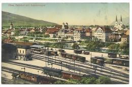 SUI.0067/ Olten - Bahnhof Und Amtshausquai - SO Solothurn