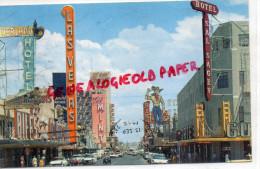 ETATS UNIS AMERIQUE - NEVADA - LAS VEGAS- GLITTER GULCH - Las Vegas