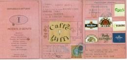 A 3678 -  Bevande, Caffé Biffi - Caffé