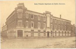 CORBIE (80) école Primaire Supérieure - Corbie