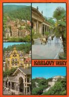 KARLOVY  VARY        (VIAGGIATA) - Repubblica Ceca