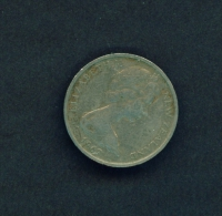 NEW ZEALAND  -  1967  5c  Circulated Coin - New Zealand