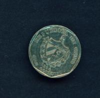 CUBA  -  1994  10c  Circulated Coin - Cuba