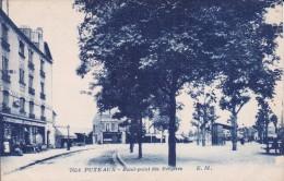 92 HAUTS DE SEINE PUTEAUX Rond Point Des Bergères Tabac - Puteaux