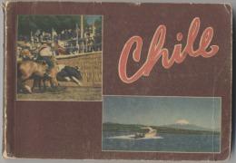 CHILI   -  CHILE  - GUIDE  PRATIQUE  -  Tourisme  -  En Espagnol - 9 Scans - Livres, BD, Revues
