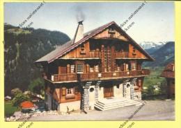 HOTEL  Fleurs De Neige CHATEL Hte Savoie 74 - Hotels & Restaurants