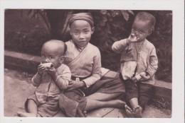 Lot De 9 Cartes Postales Etrangères - INDOCHINE GABON CAMEROUN ILES SAMOA Edité Par MISSION Revue Mensuelle - Cartes Postales