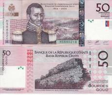 HAITI   50  Gourdes   P274a      2004     UNC - Haiti