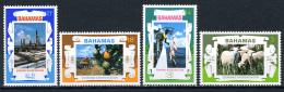 1975 -  BAHAMAS - Catg. Mi.  382/385 - NH - (CAT20151182265C) - Bahamas (1973-...)