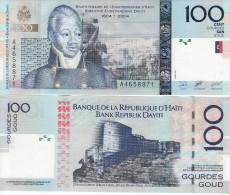 HAITI   100  Gourdes   P275a        2004      UNC - Haiti