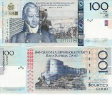 HAITI   100  Gourdes   P275c        2010       UNC - Haiti