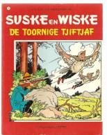 Suske En Wiske DE TOORNIGE TJIFTJAF N°117 Par Willy Vandersteen Editions Standaard Uitgeverij De 1982 - Suske & Wiske