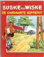 Suske En Wiske DE CHARMANTE KOFFIEPOT N°106 Par Willy Vandersteen Editions Standaard Uitgeverij De 1982 - Suske & Wiske