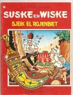 Suske En Wiske  SJEIK EL ROJENBIET N°90 Par Willy Vandersteen Editions Standaard Uitgeverij De 1980 - Suske & Wiske