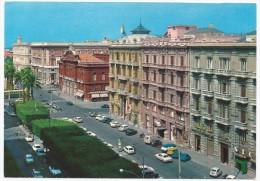 Bari - Corso Cavour Con Hotel Oriente - H2927 - Bari