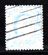 Great Britain Used Scott #131 2 1/2p Edward VII, Ultramarine - 1902-1951 (Re)
