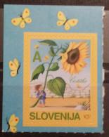 Slovenia, 2008, Mi: 541 AS (MNH) - Piante Medicinali