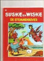 Suske En Wiske  DE STEMMEMENROVER N°84 Par Willy Vandersteen Editions Standaard Uitgeverij De 1985 - Suske & Wiske