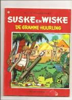 Suske En Wiske  DE GRAMME HUURLING N°82 Par Willy Vandersteen Editions Standaard Uitgeverij De 1980 - Suske & Wiske