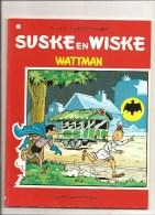 Suske En Wiske WATTMAN N°71par Willy Vandersteen Editions Standaard Uitgeverij De 1985 - Suske & Wiske
