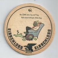 Sous-Bock Elbschloss- Export Ratshern-Pils (Série) - Beer Mats