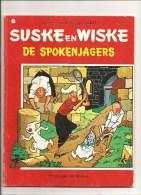 Suske En Wiske DE SPOKENJAGERS N°70 Par Willy Vandersteen Editions Standaard Uitgeverij De 1980 - Suske & Wiske
