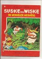 Suske En Wiske DE NERVEUZE NERVIËRS N°69 Par Willy Vandersteen Editions Standaard Uitgeverij De 1982 - Suske & Wiske
