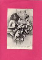 C1801 - Les Fruits - Le Raisin, Fruit Divinisé A Donné Naissance Au Culte Bachique ..... - Ethnics