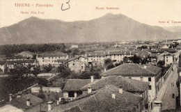61Fb   Italie Thiene Panorama Cpa Panoramique 2 Volets - Vicenza
