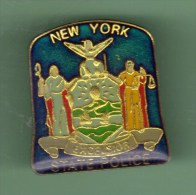 STATE POLICE *** NEW YORK - EXCELSIOR *** (1110) - Police