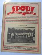 SPORT ILUSTROVANI TJEDNIK 1923 ZAGREB, FOOTBALL SKI, MOUNTAINEERING,  SPORTS NEWS FROM THE KINGDOM SHS - Boeken
