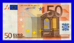 "50 EURO ""Z"" BELGIA FIRMA DUINSENBERG T002D1 CIRCULATE SEE SCAN!!!!! - EURO"