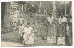CPA ANIMEE, FEMMES LOANGOS, ANIMATION, CONGO FRANCAIS - Congo Français - Autres