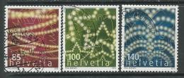 Zwitserland, Mi 2271-73 Jaar 2012, Kerstmis,  Reeks, Gestempeld, Zie Scan - Oblitérés