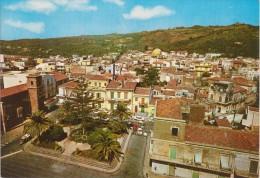 ACICASTELLO - PANORAMA E PIAZZA CASTELLO - AUTO D'EPOCA CARS VOITURES _ FIAT 500 850 APE PIAGGIO - Altre Città