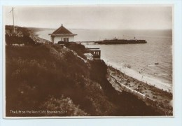 Bournemouth - The Lift On West Cliff - Bournemouth (until 1972)