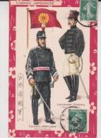 """**MILITARIA ILLUSTRATEUR TUCK OILETTE : """"L' Armée Japonaise    ( 2 Scans ) - Tuck, Raphael"""