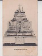 Temple De Salomon 1925  ( 2 Scans ) - Israel