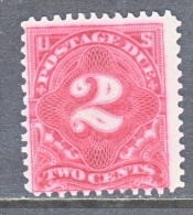 U.S.  J 39   Perf.  12   **  Double  Line Wmk.  1895-7 Issue - Postage Due