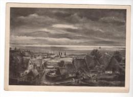 Nr.  6356,  Hafen Auf Fischland,  Gerhard Schrader,  Gaukunstausstellung Braunschweig 1944 - Illustratori & Fotografie