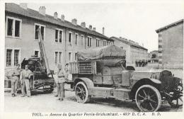Toul - Annexe Du Quartier Perrin-Brichambaut - 403e D.C.A. - Edition Daniel Delboy - Carte D.D. Non Circulée - Barracks