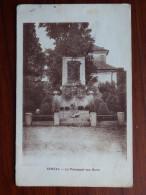 SEMEAC ( 65 ) LE MONUMENT AUX MORTS - Francia