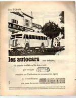 ANNUAIRE - 87 - Département Haute-Vienne - Année 1963 - édition Didot-Bottin - Plan Limoges 2 P - Pub Autobus - Annuaires Téléphoniques