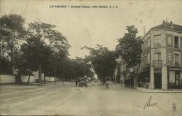 LE VÉSINET -- Avenue Carnot, Vers Chatou -- 1904 -- - Le Vésinet