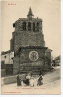 81  GIROUSSENS     église St Salvi - Andere Gemeenten
