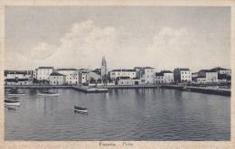 7709-FASANA-POLA(CROAZIA)-PORTO-1940-FP - Croatia
